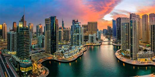 Dubai: sede del Beautyworld Middle East