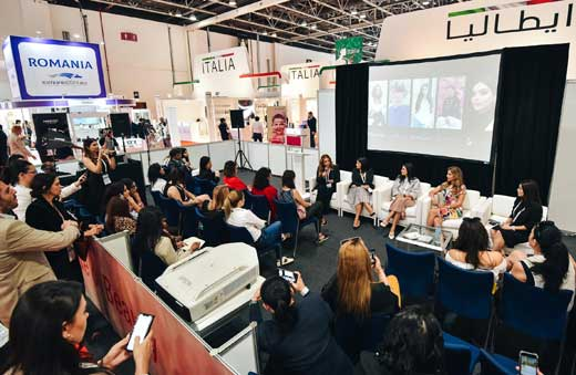 Beautyworld Middle East 2019