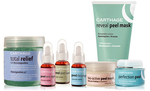 CARTHAGE REVEAL PEEL