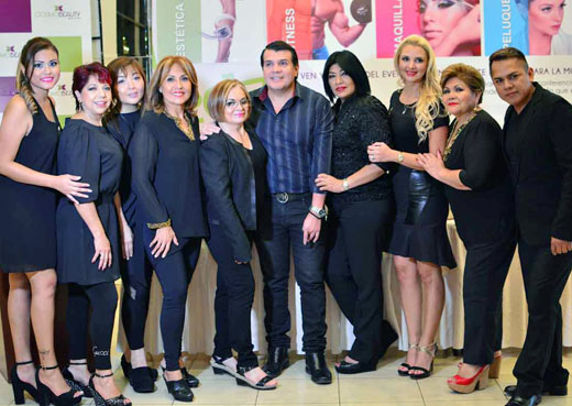 COSMOBEAUTY BOLIVIA - INTERCOIFFURE