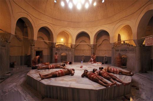 Hammam o baño turco: ritual de higiene y punto de reunión ...