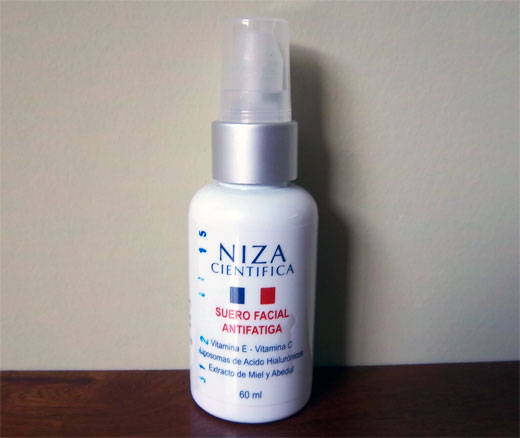 NIZA SUERO FACIAL ANTIFATIGA