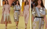 Un Hermes clásico y elegante cerró el Paris Fashion Week