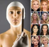 Hollywood: las correcciones faciales preferidas de las celebrities