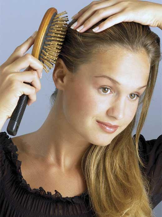 Sensibilidad del cuero cabelludo