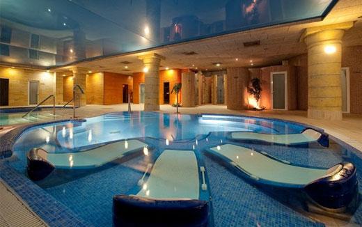 La terapia thalasso el tratamiento estrella de uno de los for Los mejores hoteles boutique del mundo