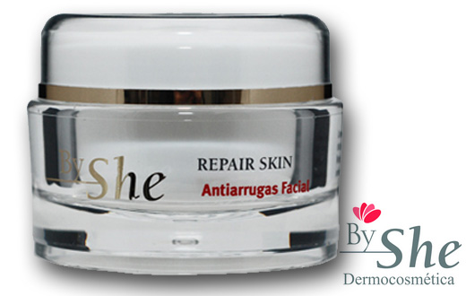 Repair Skin: antiarrugas facial