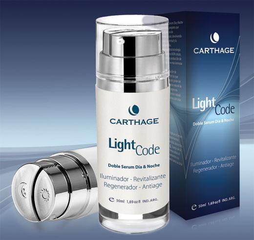 Light Code: Doble Serum Día y Noche