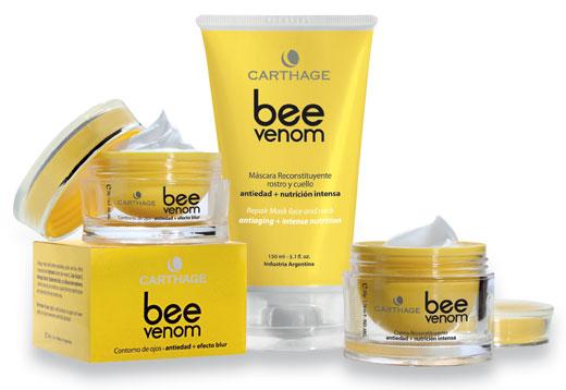 Bee Venom, nueva tecnología antiedad