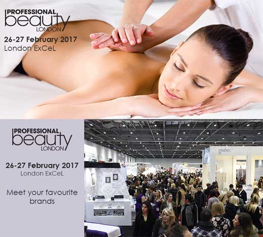 Professional Beauty London 2017