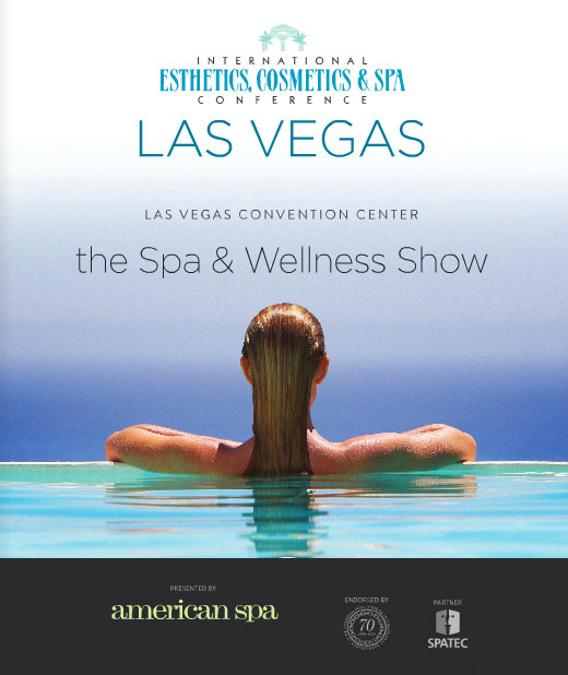 IECS International Esthetics, Cosmetics and Spa Conference Las Vegas
