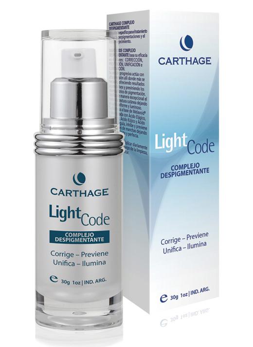 Light Code Complejo Despigmentante: paso a paso para una piel perfectamente uniforme