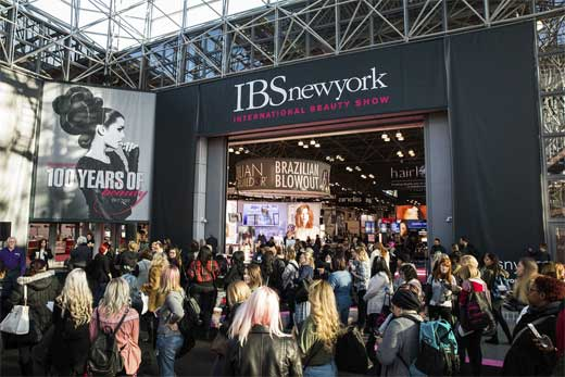 IBS New York 2018 International Beauty Show