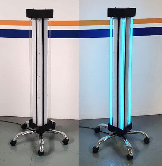 Clear UV: el nuevo equipo de desinfección ambiental ideal para estos tiempos