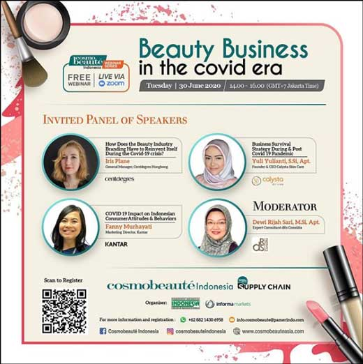 Seminario online > Beauty Business in The Covid Era