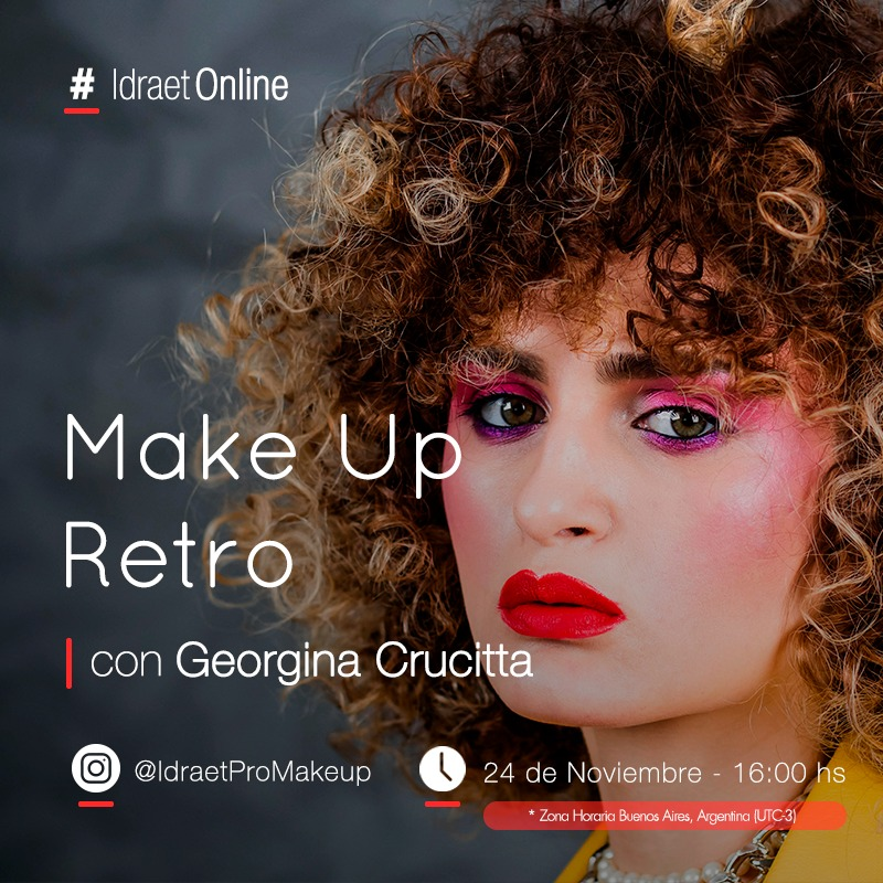 Vivo Instagram > Make Up Retro
