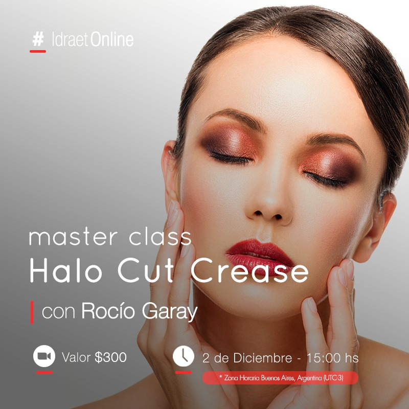 Zoom > Master class: Halo cut crease