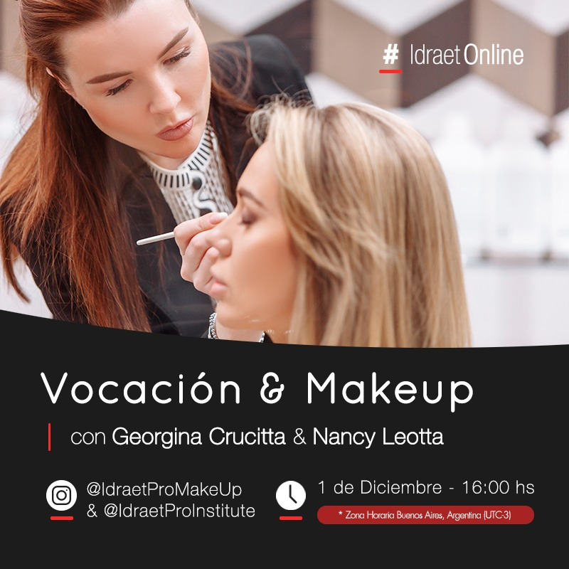 Vivo Instagram > Vocación y MakeUp